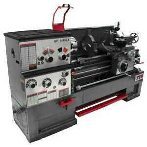 Jet 321531 Gh 1440zx 14 X 40 Large Spindle Bore Lathe With Collet Closer New