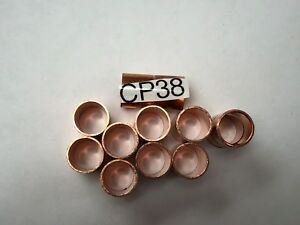 Copper Coupling 3 8 Industry Od Size 10 Pc