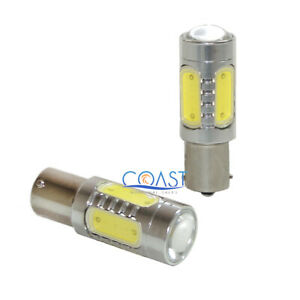 Cree Xpe Projector 4 Hid Samsung White Led Drl Signal Fog Light Bulb 1156