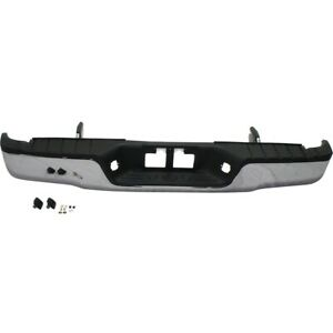 New Step Bumper Assembly Rear For Toyota Tundra 2007 2013 To1103117 521510c060