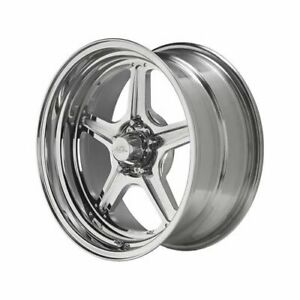Billet Specialties Street Lite Polished Wheel Rs037706140n