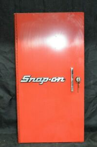Snap On Side Tool Chest Box Hangers Door Right Left Hinge 12x24 Hanging Cabinet