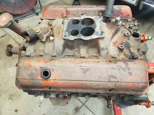 1968 Corvette 327 300 Engine 3914678 Cylinder Head 3917291 Original He Stamping
