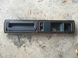 92 93 94 Buick Roadmaster Oem Lh Rear Door Pull Handle Door Lock Bezel Blue