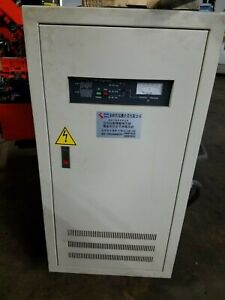 Automatic Voltage Regulator 45 Kva 3 Phase 440 High To 230 Low Voltage