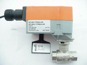 Belimo Tfrb24 sr Actuator 24 Vac dc Ships The Same Day Of Purchase