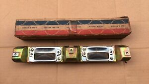 Datsun 610 Licence Plate Light Nos Datsun Genuine Parts