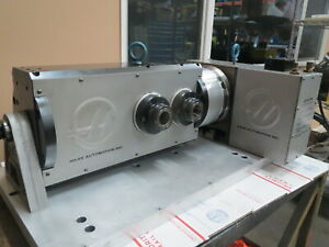 1 year Warranty Recently Serviced No Backlash Haas T5c2 Rotary Table 5 axis Bob