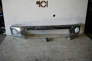 2008 2009 2010 2011 2012 2013 Toyota Tundra Front Bumper After Market