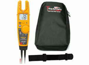 Fluke T6 1000 Pro Te Electrical Tester With Fieldsense Comes With Soft Case And