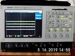 Tds6604 W sm jt3 Options 6ghz Bw 20 Gs s Nist Calibrated Till 5 2021