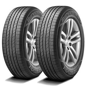 2 New Hankook Dynapro Hp2 275 60r18 113h A S Performance Tires