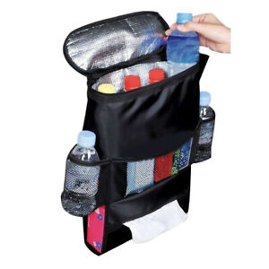 Car Seat Back Organizer Storage Bag Travel Pocket Holder Multi Auto Hanger Fine