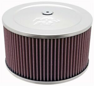 K N Filters 60 1365 Custom Air Cleaner Assembly With Racer Mind And Air Filter