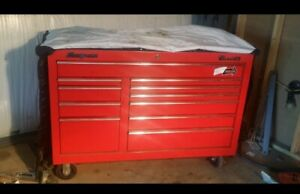 Snap On Classic 78 Tool Box With Cover