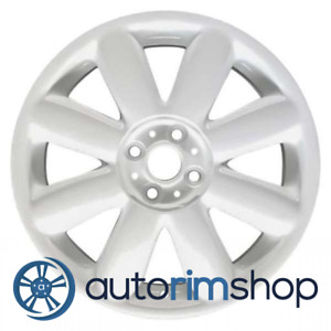 Mini Clubman Cooper 2007 2014 17 Oem Wheel Rim White