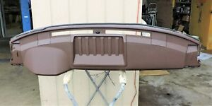 2011 2016 Ford F250 F350 Super Duty King Ranch Main Dash Panel Oem