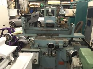 Automatic Surface Grinder Nicco 8 X 20 With Downfeed