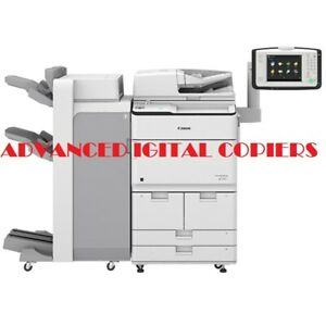 Canon Network Copier Advance 8505i Current Model Low Meter