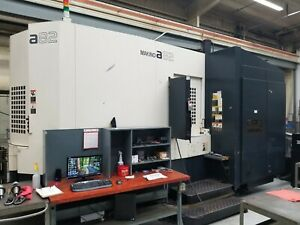 Makino A 82 4 Axis Horizontal Machining Center 2009