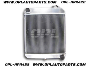 Radiator For 1963 1966 Chevy Truck L6 Manual Transmission Hpr422