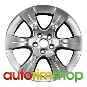 New 19 Replacement Rim For Toyota Sienna 2010 2019 Wheel Hyper