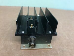Mini Circuits Zhl 1a bnc 2 500mhz 24 5v 28db Min Gain Medium Power Amplifier