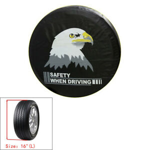 30 31 Spare Wheel Tire Cover Covers With Eagle Custom For All Suv Jeep Wrangler