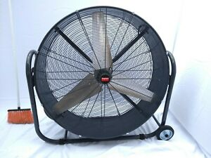 Dayton 42 Industrial Mobile Air Circulator 158245 Shop Event Fan Used
