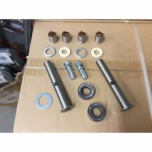 1928 1948 Ford Straight Solid Axle Spindle King Pin Kingpin Set Kit Bushings