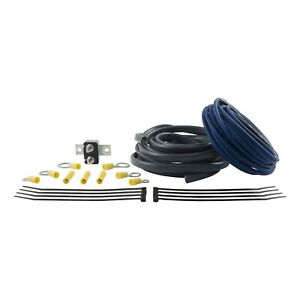 Curt 51500 Brake Control Wiring Kit For 2 4 6 And 8 Brake Systems