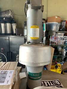 Mixmor accumix 90vdc Variable 5hp Stirrer With Shaft And Blades