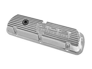 Scott Drake Classic Ford powered By 302 Polished Valve Covers 6a582 302p Pair