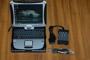 Original Used Consult 3 Plus Diagnostic Scanner Scan Tool With Vi2 Interface