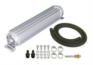 Derale 13253 Cooler Kit For Automatic Transmission Fluid Made Of Aluminum