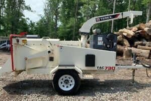 2013 Woodsman Model 730 Chipper With Only 235 Hours 2751