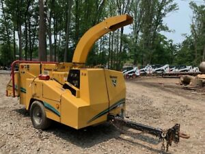Vermeer Bc1000xl With Only 498 Hours 2759