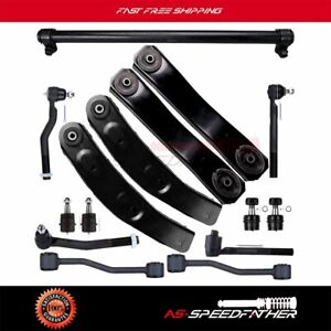 Steering 15x Tie Rod Ball Joint Control Arm Sway Bar For Jeep Grand Cherokee