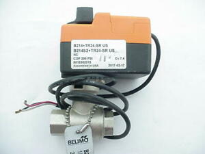 Belimo Tr24 sr Us Actuator 1 2 Cv 7 4 Ships Day Of The Purchase