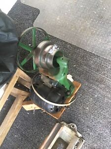 South Bend 9 Junior Lathe With Tool Accessories