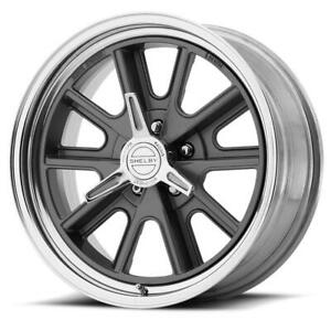 American Racing Vn427 Shelby Cobra Gray Painted Wheel Vn4277956547