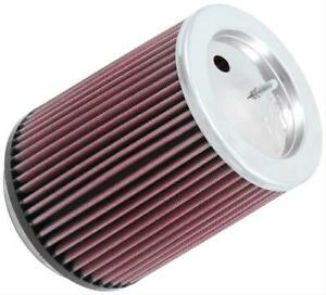 K N Air Filter Filtercharger Conical Cotton Gauze Red 4 Dia Inlet Ea Rf 1018