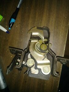 Nos 1967 Pontiac Hood Latch Safari Catalina Bonneville Grand Prix Etc 9708240