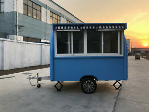 Mobile Food Trucks Concession Trailers Food Carts Concession Stands Kiosks