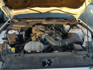 2016 Ford Mustang Engine And Transmission