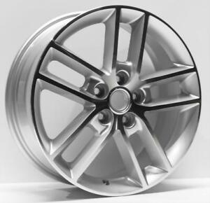 Wheel 2008 13 Chevy Impala Aluminum Silver 18 In X 7 In 52 00mm Offset Each