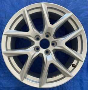 Volvo Xc60 Xc 60 Wheel Rim Factory Oem Stock Silver 18 31423851 18x7 5 Genuine