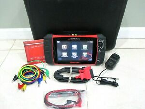 Snapon Modis Ultra Full Function Diagnostic Scanner With 2 Channal Lab Scope
