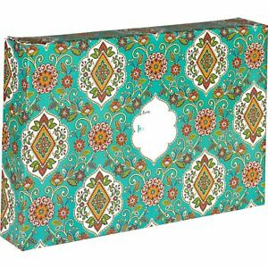 Large Floral Printed Gift Mailing Boxes Tapestry 24 Pieces
