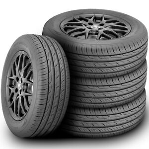 4 New Nitto Nt860 225 60r15 96h Tires
